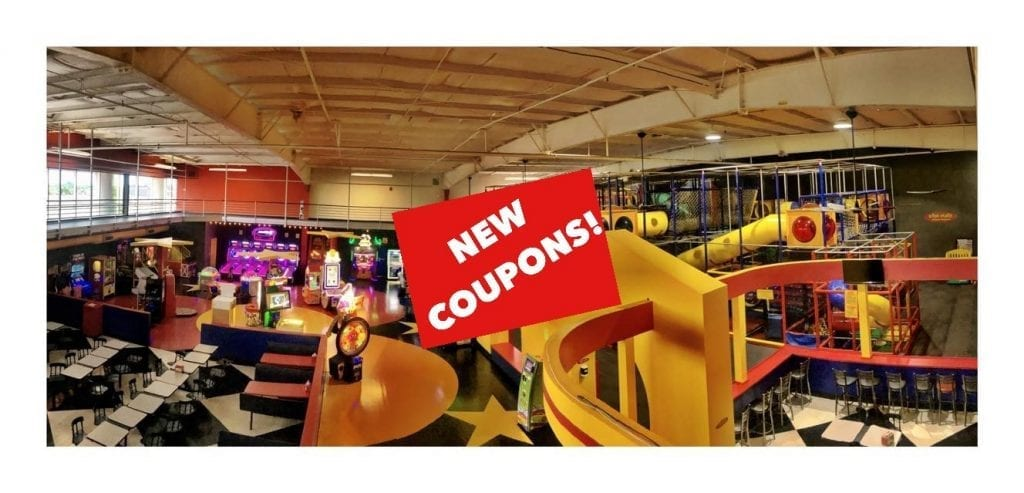 Presidents Day Weekend at Kids Place: Coupons